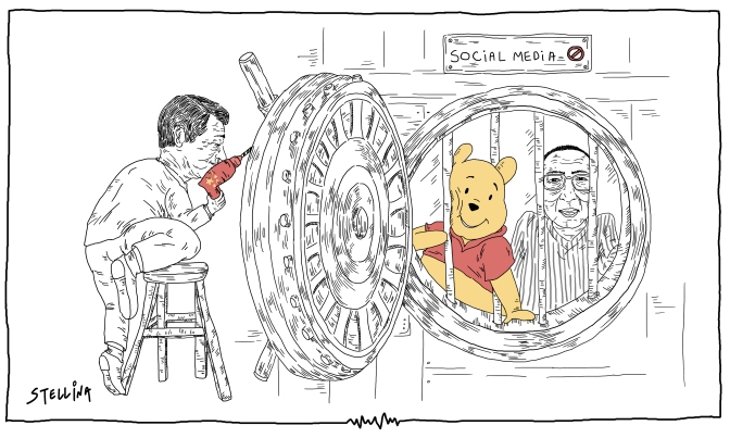 China's Censors Face Off with Winnie the Pooh, Again